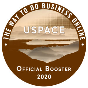 USpace Booster Digital Badge